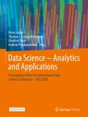Data Science - Analytics and Applications, m. 1 Buch, m. 1 E-Book
