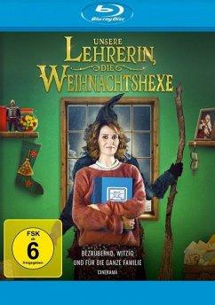 Unsere Lehrerin,die Weihnachtshexe (Blu-ray)