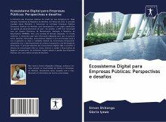 Ecossistema Digital para Empresas Públicas: Perspectivas e desafios - Shikongo, SimonIyawa, Gloria
