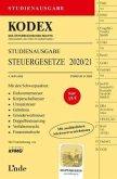 KODEX Steuergesetze 2020/21, Studienausgabe (f. Österreich)