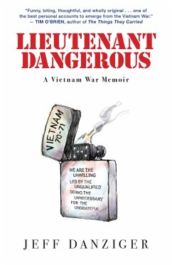 Lieutenant Dangerous (eBook, ePUB) - Danziger, Jeff