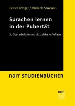 Sprachen lernen in der Pubertät - Böttger, Heiner;Sambanis, Michaela