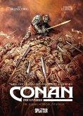 Conan der Cimmerier: Die scharlachrote Zitadelle (eBook, PDF)