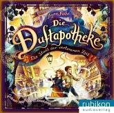 Die Stadt der verlorenen Zeit / Die Duftapotheke Bd.5 (1 MP3-CD)