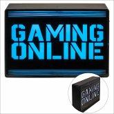 Anzeigetafel beleuchtet Gaming online