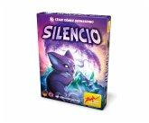 Zoch 601105142 - Silencio, Das wortloses Kartenspiel