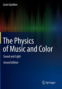 The Physics of Music and Color - Gunther, Leon