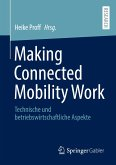 Making Connected Mobility Work