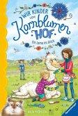 Ein Lama im Glück / Wir Kinder vom Kornblumenhof Bd.6 (eBook, ePUB)
