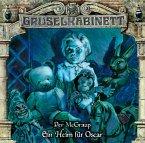 Ein Heim für Oscar / Gruselkabinett Bd.169 (CD)