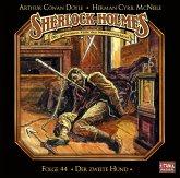 Sherlock Holmes - Der zweite Hund, Audio-CD