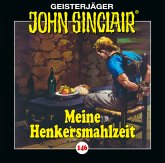 John Sinclair - Meine Henkersmahlzeit, Audio-CD