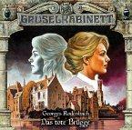 Das tote Brügge / Gruselkabinett Bd.168 (1 Audio-CD)