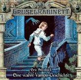 Eine wahre Vampir-Geschichte / Gruselkabinett Bd.170 (CD)