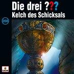 Kelch des Schicksals / Die drei Fragezeichen - Hörbuch Bd.208 (1 Audio-CD)