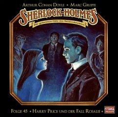 Sherlock Holmes - Folge 45, Audio-CD - Doyle, Arthur Conan