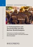 3. Fachsymposium zum Terroranschlag auf dem Berliner Breitscheidplatz