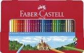 Faber-Castell Buntstift hexagonal 36er-Metalletui
