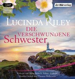 Die verschwundene Schwester / Die sieben Schwestern Bd.7 (2 MP3-CDs) - Riley, Lucinda