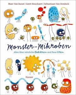 Monster-Mikroben - Van Ranst, Marc;Bouckaert, Geert