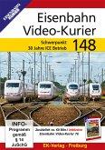 Eisenbahn Video-Kurier - Schwerpunkt 30 Jahre ICE Betrieb, 1 DVD