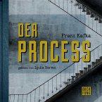 Der Process, 1 Audio-CD, 1 MP3