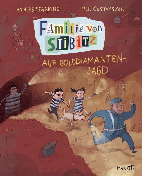 Buch-Reihe Familie von Stibitz von Sparring & Gustavsson