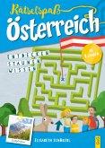 Rätselspaß Österreich - 3. Klasse Volksschule