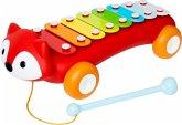 Skip Hop S303109 - Explore & More Fuchs Xylophon, Musikinstrument