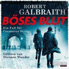 Böses Blut (MP3-Download) - Galbraith, Robert