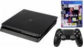 Sony Playstation 4 Slim 500GB schwarz inkl. FIFA 21