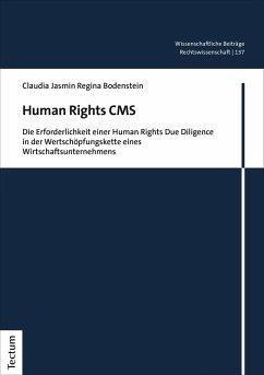 Human Rights CMS (eBook, PDF) - Bodenstein, Claudia Jasmin Regina
