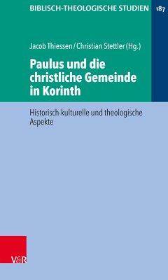 Paulus und die christliche Gemeinde in Korinth (eBook, PDF)