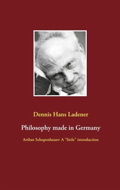 Philosophy made in Germany (eBook, ePUB) - Ladener, Dennis Hans