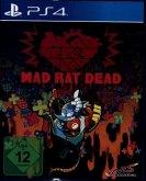 Mad Rat Dead, 1 PS4-Blu-ray Disc