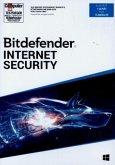 Bitdefender Internet Security 2021 1 Gerät / 18 Monate, Code in a Box