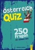 Österreich-Quiz - 250 Fragen für schlaue Kids