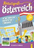 Rätselspaß Österreich - 4. Klasse Volksschule