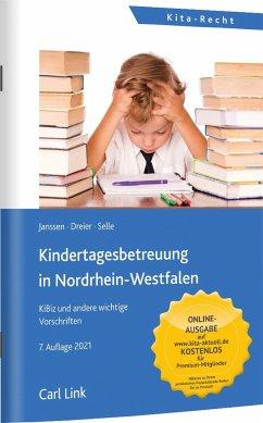 Kindertagesbetreuung in Nordrhein-Westfalen - Dreier, Heinz;Janßen, Karl;Selle, Matthias