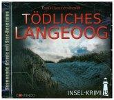 Insel-Krimi - Tödliches Langeoog, 1 Audio-CD