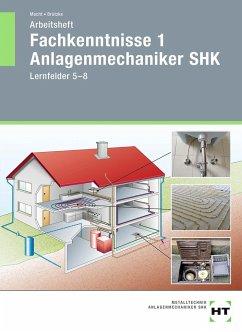 Arbeitsheft Fachkenntnisse 1 Anlagenmechaniker SHK - Macht, Harald;Brützke, Mirko