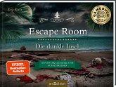 Escape Room. Die dunkle Insel. Adventskalender zum Aufschneiden
