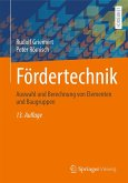 Fördertechnik (eBook, PDF)