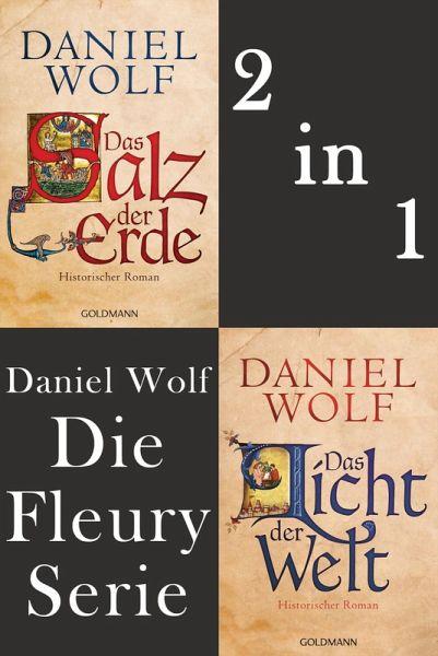 Die Fleury Serie: Das Salz der Erde / Das Licht der Welt (eBook, ePUB)