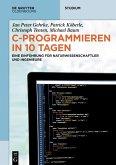 C-Programmieren in 10 Tagen (eBook, ePUB)