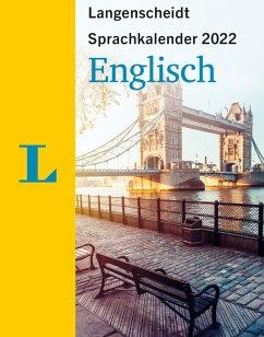 Langenscheidt Sprachkalender Englisch 2022