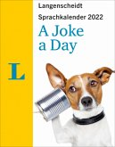 Langenscheidt Sprachkalender A Joke A Day 2022