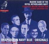 Rhapsody In Navy Blue-Originals