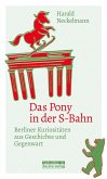 Das Pony in der S-Bahn (eBook, ePUB)