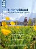 DuMont BILDATLAS Deutschland, Berge und Seen im Süden (eBook, PDF)
